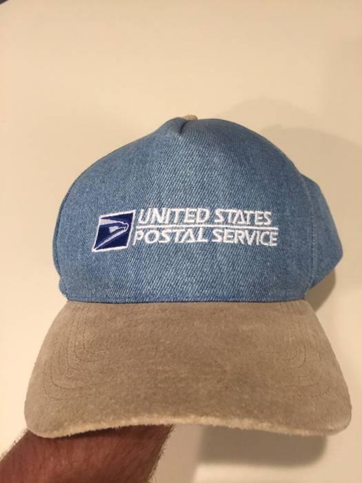 Vintage USPS SnapBack Size one size - Hats for Sale - Grailed 9c3bd990f51