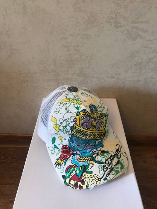 Ed Hardy Ed Hardy Vintage Tracker Cap Size one size - Hats for Sale ... 4df860f755ca