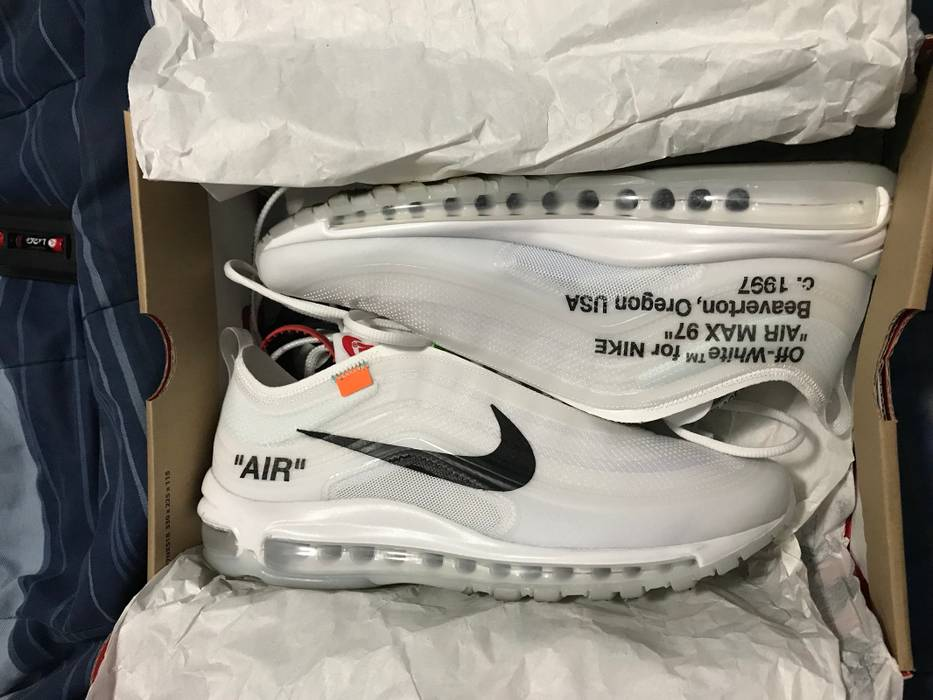 Nike The 10 Nike Air Max 97 Size 9 - Low-Top Sneakers for Sale - Grailed 45bd3d06a