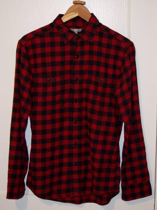 42a5f4592823 Uniqlo Buffalo Check Flannel Size s - Shirts (Button Ups) for Sale ...