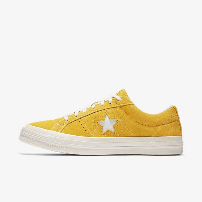 Converse Golf Le Fleur Converse One Star Yellow Size 11 Low Top