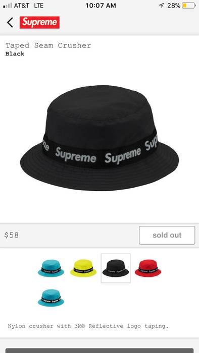 ee5466afcb4 Supreme Supreme Bucket Hat Size one size - Hats for Sale - Grailed