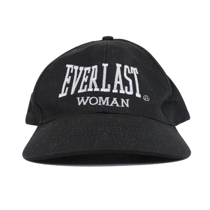 Everlast Everlast Woman Boxing Black White Adjustable Snapback Baseball Hat  Cap Size ONE SIZE - 1 4419e1ac6033