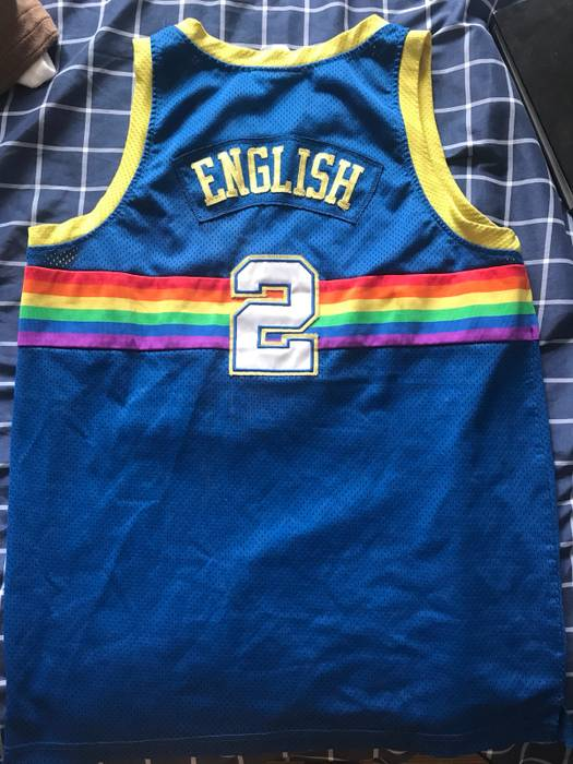 low priced df6cd f3dfa discount code for denver nuggets vintage jersey 7b727 2651f