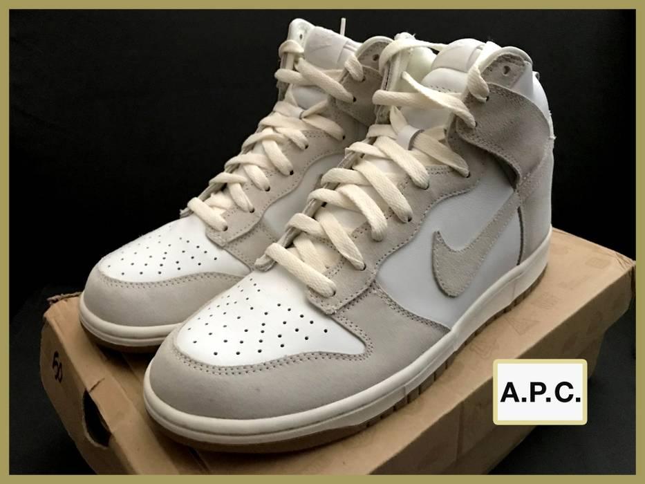 newest 614fc b1daf Nike Nike APC Dunk High 08 NRG - Summit WhiteSail Size US 9.5