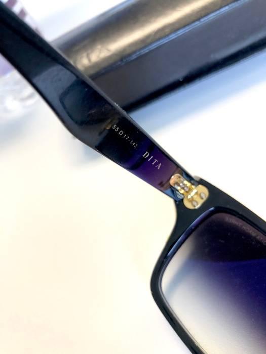 39022c36c63 Dita Dita Mach Three 18K Gold Size one size - Sunglasses for Sale ...