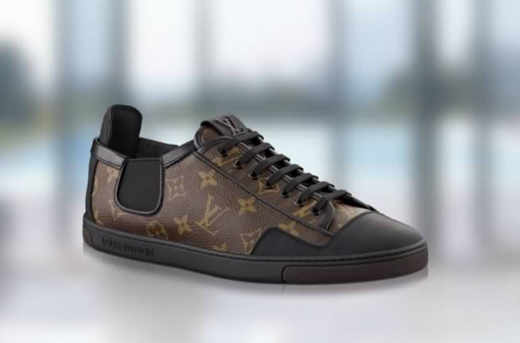 Louis Vuitton Monogram Slalom Size 10 - for Sale - Grailed b848717e91e