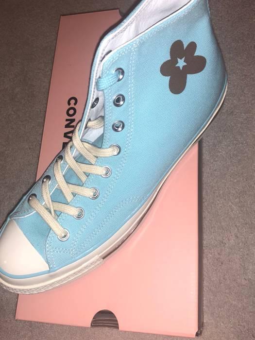 Converse Golf Le Fleur Converse Camp Flog Gnaw Blue Vip Size 10 Hi