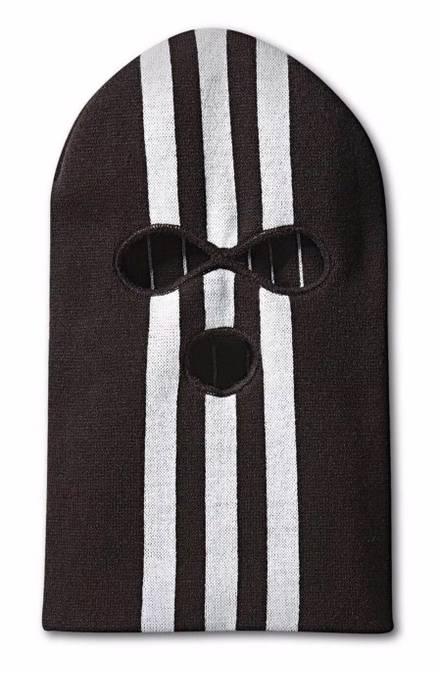 Adidas Alexander X Black Ski Mask Beanie Aw Size One bc98aa55f8d