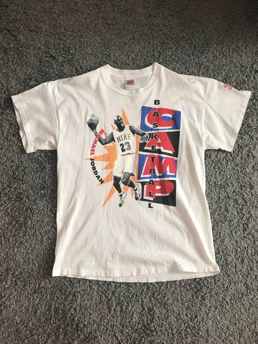 eafce781304b Nike Vintage Nike  Jordan Basketball Camp shirt Size US XL   EU 56   4
