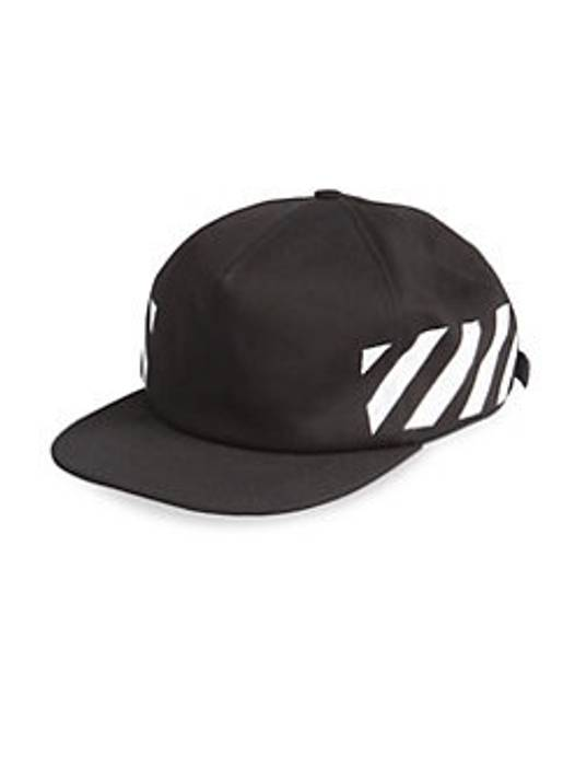7030a93bd73 Off-White Diagonal Hat Size one size - Hats for Sale - Grailed
