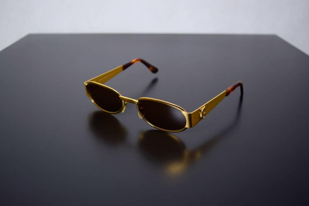 982e89ea022 Versace Gianni Versace Vintage Rare Mod S78 Col 030 Sunglasses Size ONE SIZE