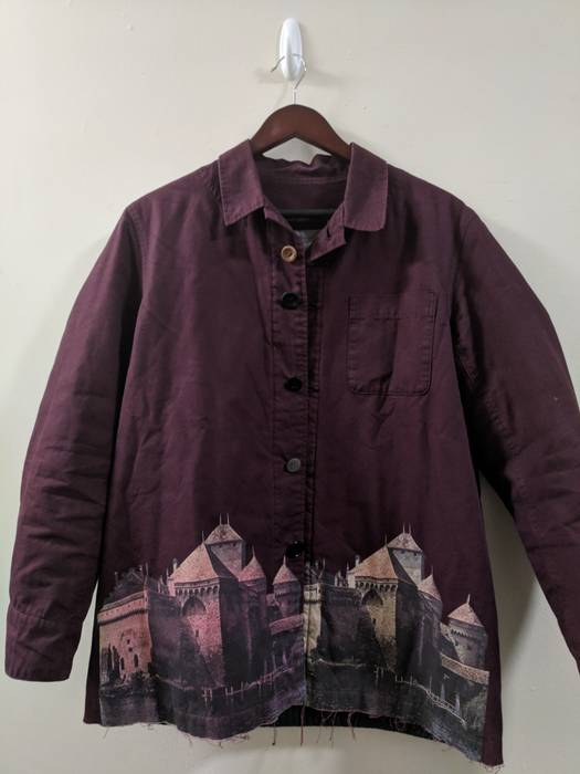 Undercover Castle Jacket Size M Light Jackets For Sale Grailed