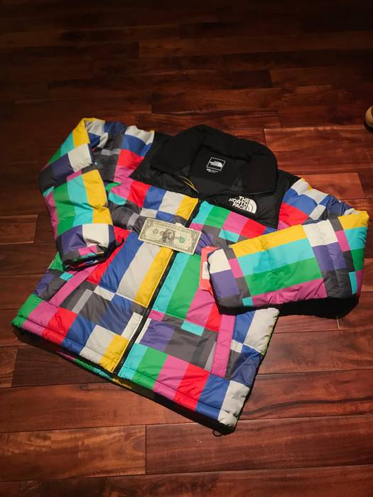 "The North Face EXTRA BUTTER THE NORTH FACE ""TECHNICAL DIFFICULTIES"" NUPTSE  Size US 76fcc0bfb"