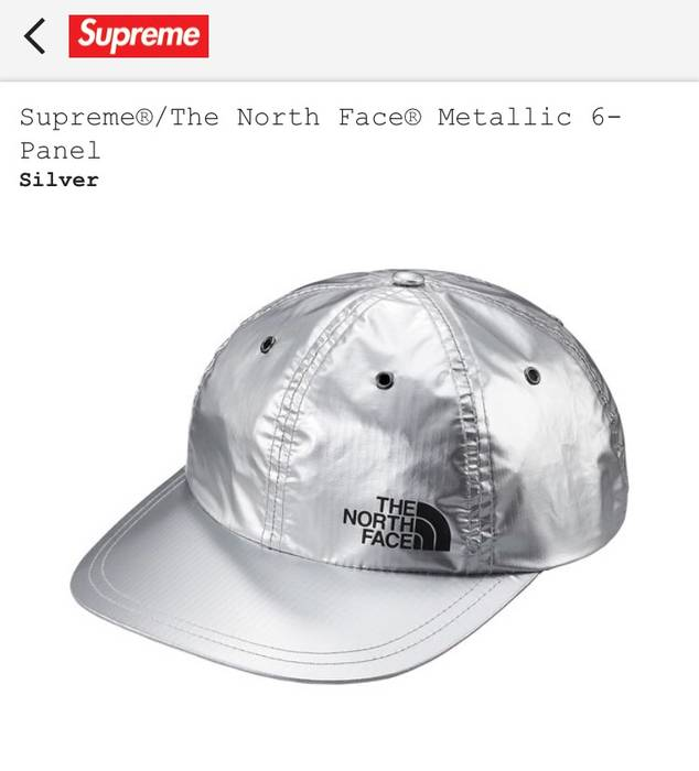 Supreme Supreme North Face Hat Size one size - Hats for Sale - Grailed 10ad6cbc94d
