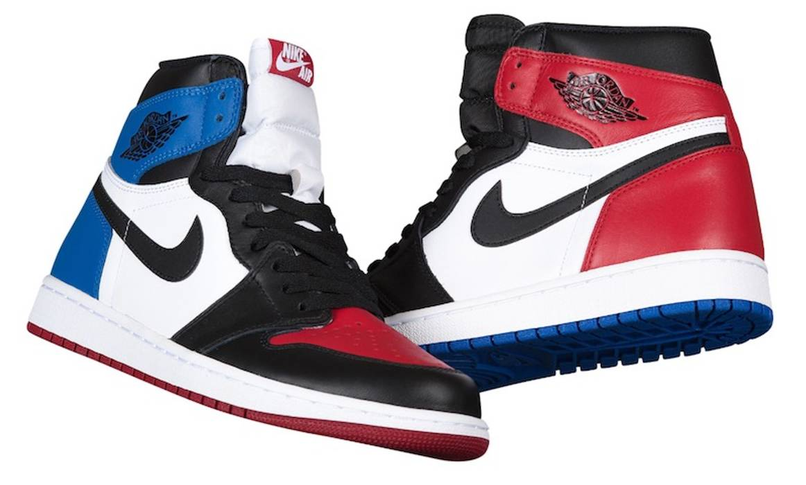 86b678c6df43 Nike Air Jordan 1 Top 3 Size 10 - Hi-Top Sneakers for Sale - Grailed