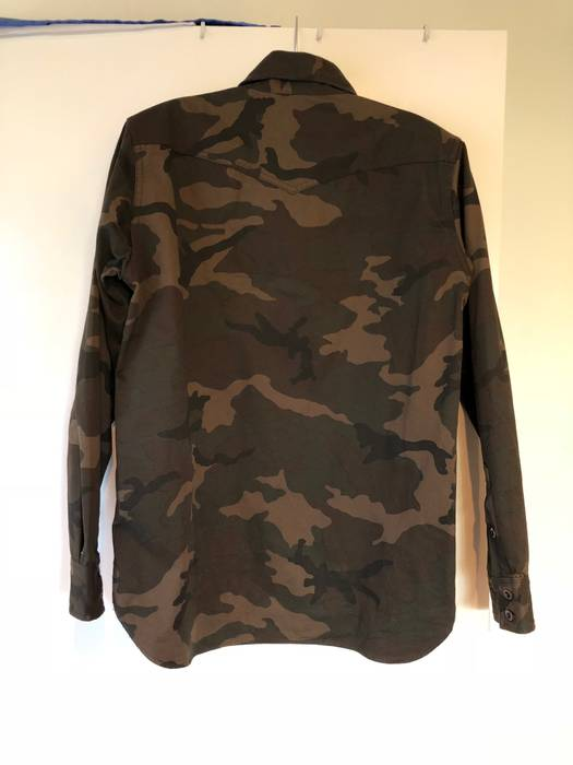 1a5470c51e6 Tellason TOPPER SHIRT JAPANESE CAMO Size m - Shirts (Button Ups) for ...
