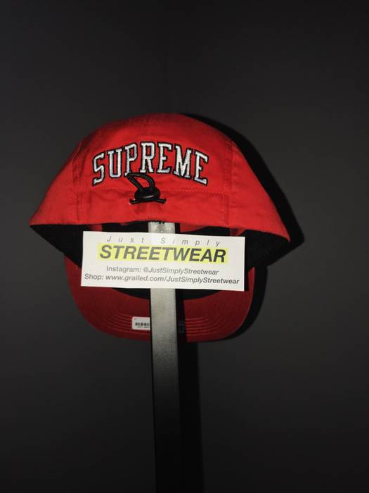 6aed82737ec Supreme Arc Logo Shockcord Camp Cap Size one size - Hats for Sale ...