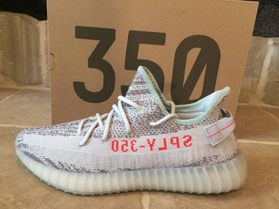 9972e30f60813 Adidas Yeezy Boost 350 V2 Blue Tints Size 11 - Low-Top Sneakers for ...