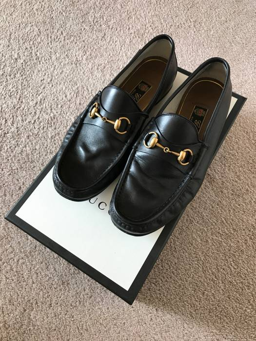 eee14eea1db Gucci Gucci 1953 Horsebit Loafer Size 9.5 - Casual Leather Shoes for ...
