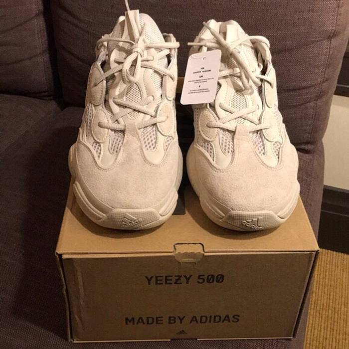 b7df6d381010e Kanye West Yeezy 500 Blush Size 11 - Low-Top Sneakers for Sale - Grailed