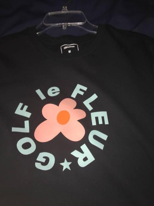 Golf Wang Golf Le Fleur Shirt Black Size M Short Sleeve T Shirts