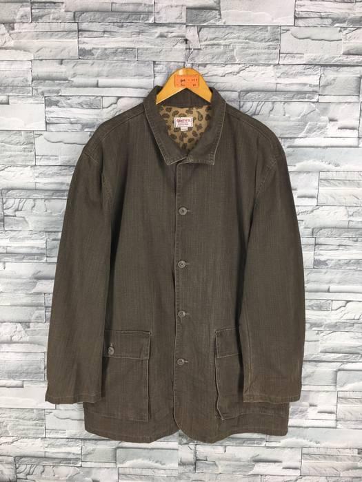 Vintage Smiths American New York Buttondown Jacket Xlarge Vintage