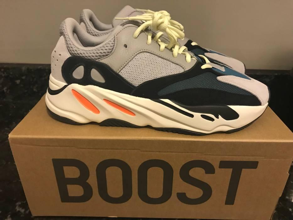 5b53f6d6d Adidas New Adidas Yeezy Boost 700 Wave Runner Sz 11.5 w  Receipt ...