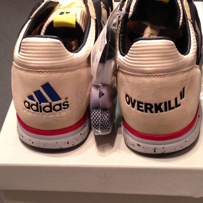 size 40 8620c 4c38b Adidas Adidas x Overkill - Taxi 93 Size US 9.5  EU 42-43 -