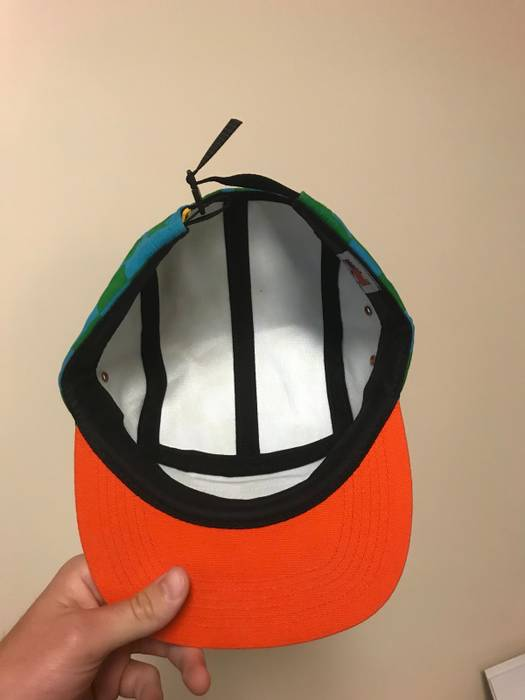 4fbadcb0b0c Golf Wang Checkered Blue green orange Size one size - Hats for Sale ...
