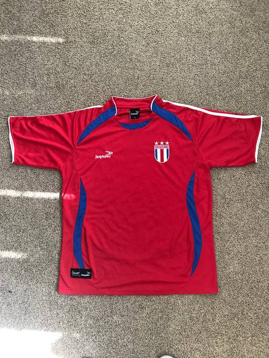 Soccer Jersey Jugados Costarica Jersey Size m - Jerseys for Sale ... 9499d3acc