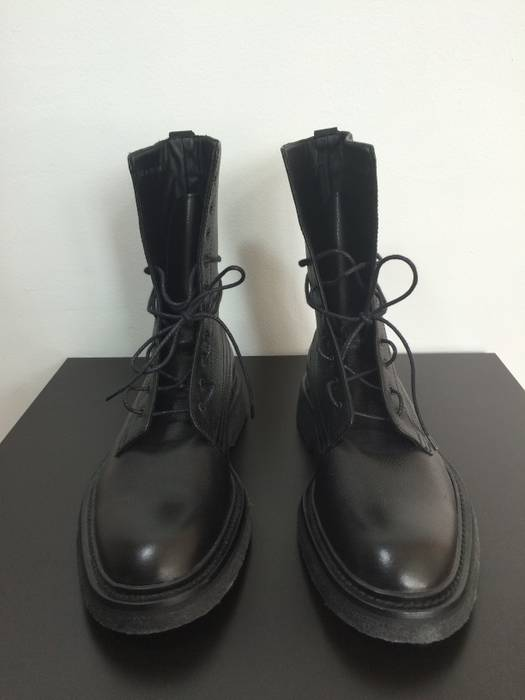 Dior AW07 DIOR COMBAT BOOTS Size 10.5 - Boots for Sale - Grailed 5e198c71296