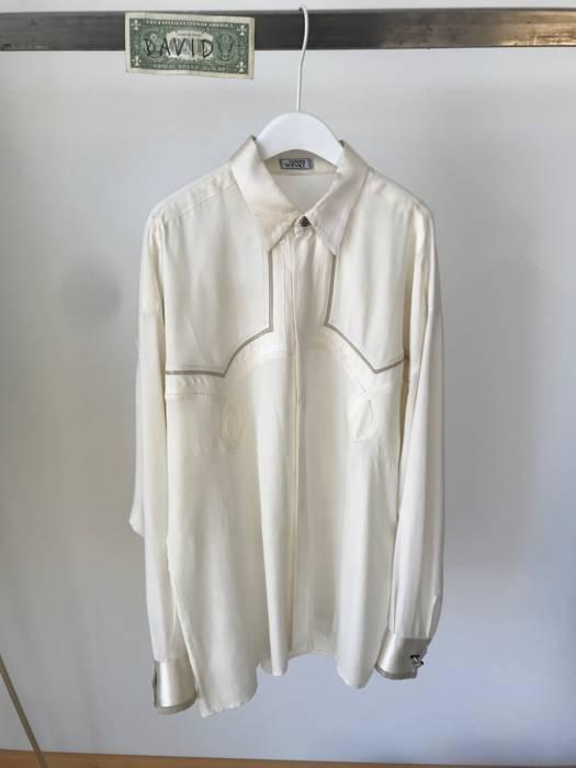 20ad6cb6 Versace Vintage Gianni Versace Silk Shirt Size l - Shirts (Button ...