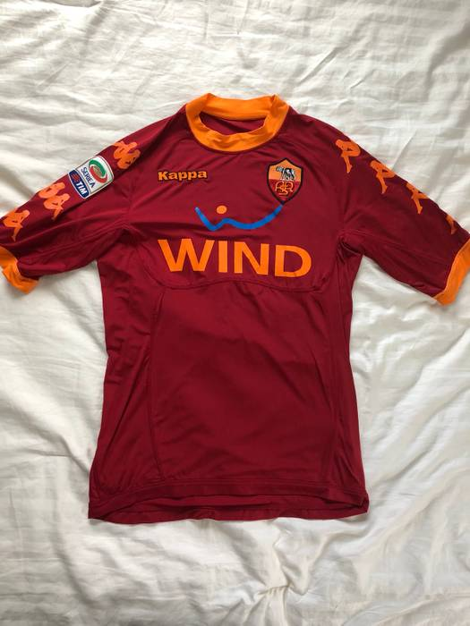 Kappa A.S. ROMA De Rossi Size s - Long Sleeve T-Shirts for Sale ... 20f705b9e
