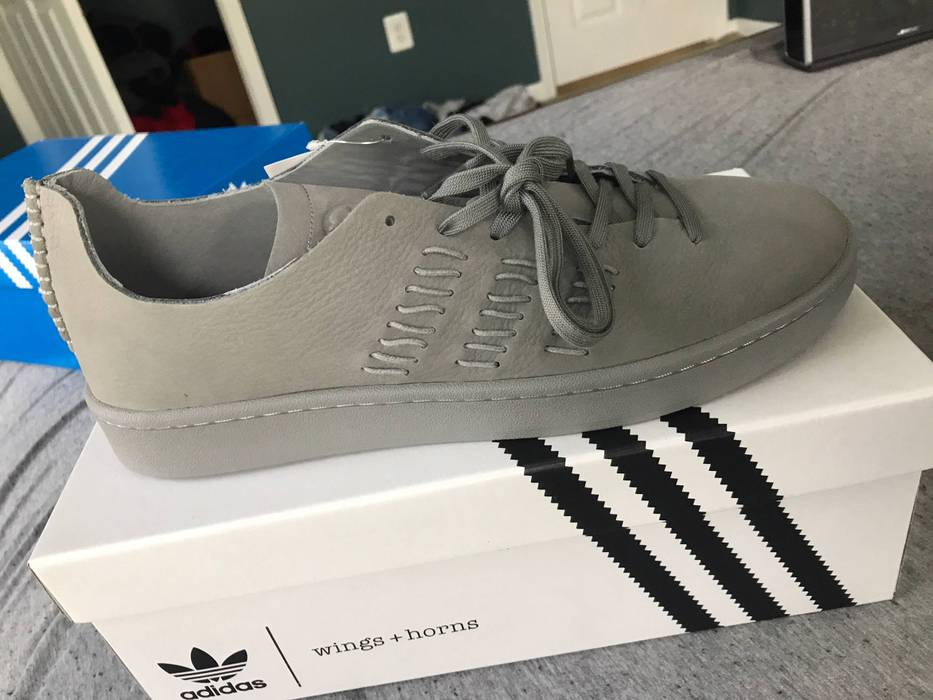 new arrival ab17c ad992 Adidas FINAL PRICE ADIDAS X WINGS + HORNS MENS CAMPUS SHOES SIZE 9 (