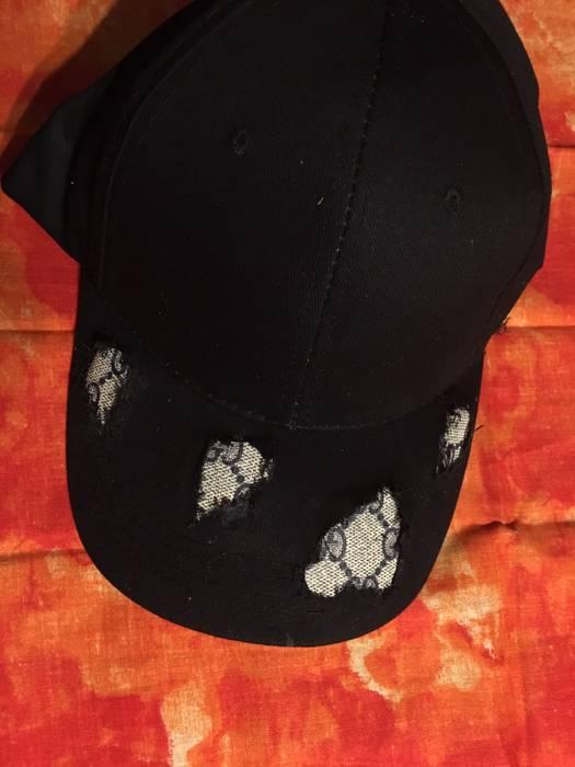 33c2c33093dfa Gucci Gucci Distressed Custom Baseball Dad Hat Size one size - Hats ...