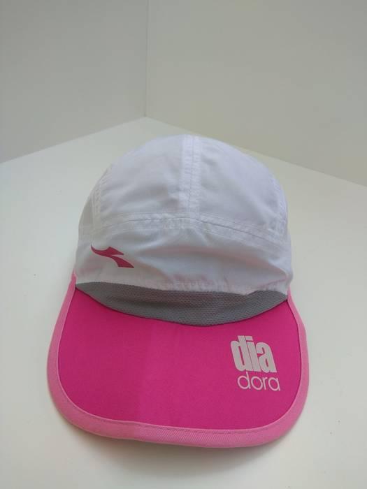 Diadora Diadora 5 panel Hat Cap Size one size - Hats for Sale - Grailed 213a7c0b840