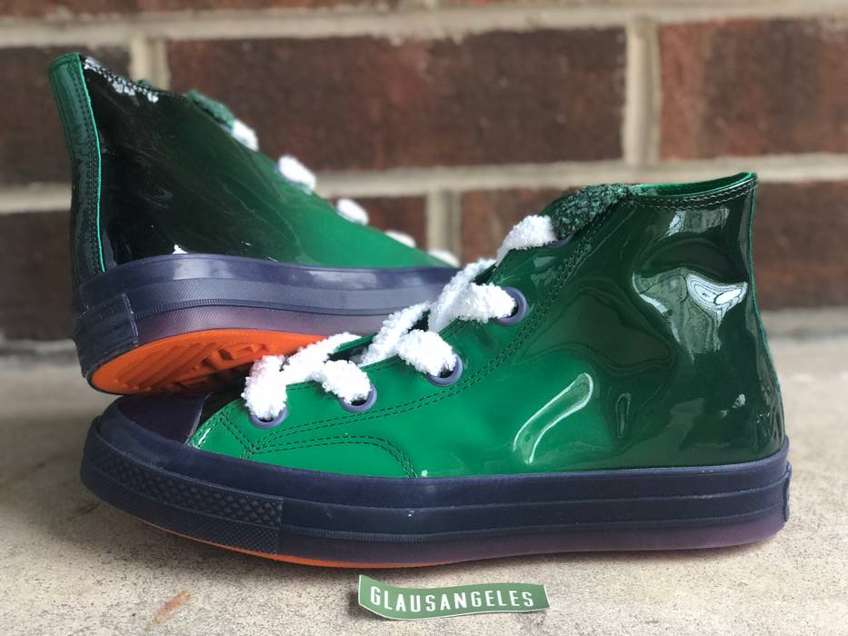 7b0c08adf6e Converse JW Anderson x Converse Chuck Taylor All-Star 70S HI Toy 11 JOLLY  GREEN