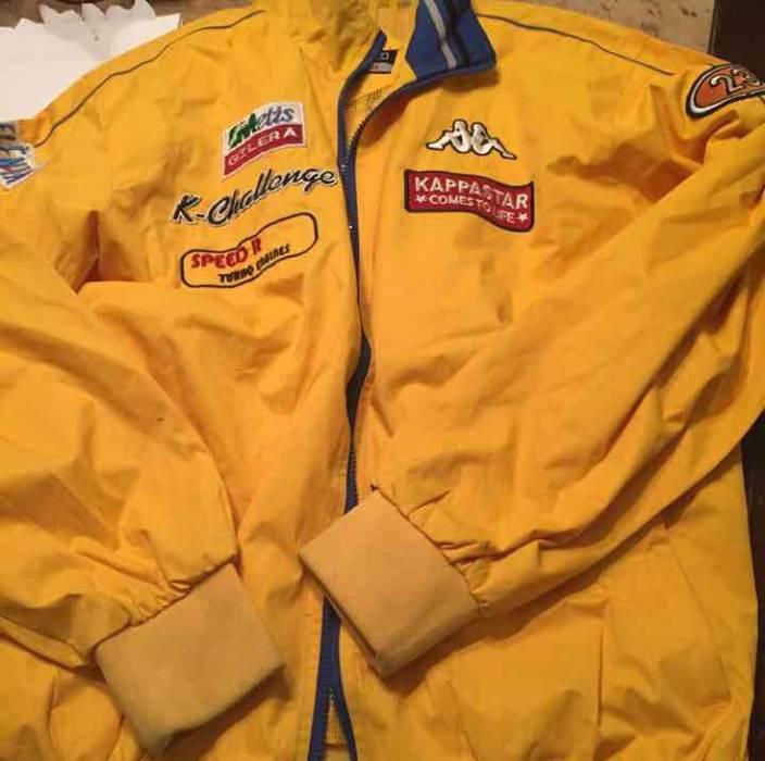 Kappa Kappa Racing Jacket Size l - Light Jackets for Sale - Grailed 088c90ffd