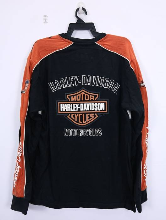 Harley Davidson Vintage Harley Davidson Motor Cycle Sweatshirts