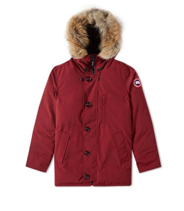Canada Goose Château Parka - Fusion Fit In Niagara Grape Size m ... b2eda8872f11
