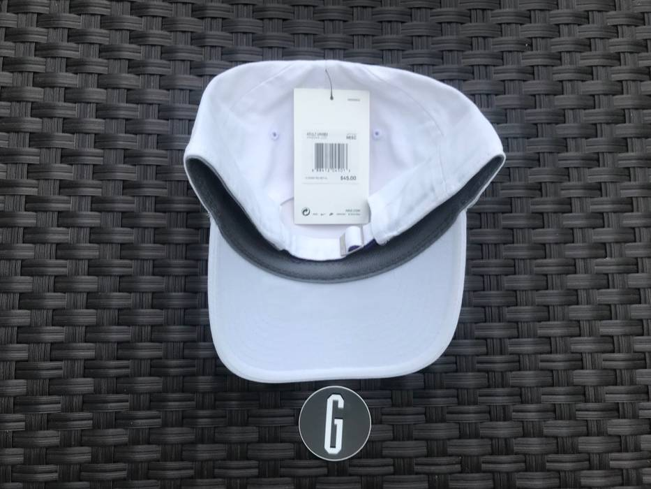 53cfd45fb7d4d Nike Kith x Nike Just Us White Purple Dad Hat Brand New Size ONE SIZE -