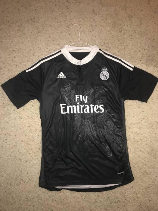 c24f5a1d1599 Adidas Yoji Yamamoto X Adidas REAL MADRID Ronaldo Uniform Size US M   EU 48-
