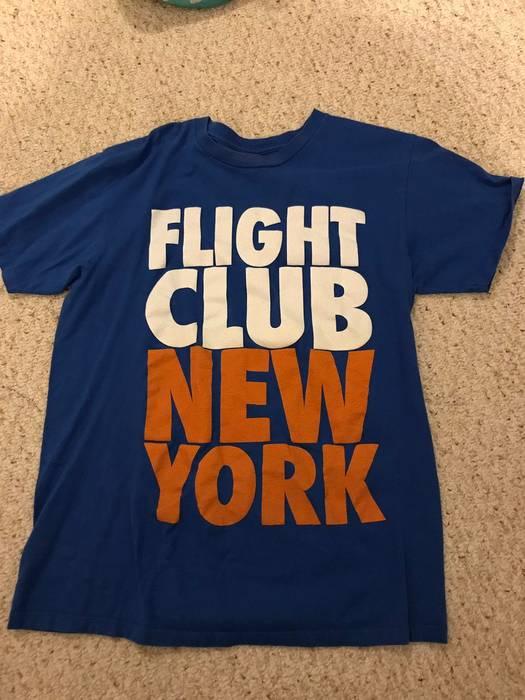 Flight Club Nyc flight club tee knicks Size m - Short Sleeve T ... 43064793979c