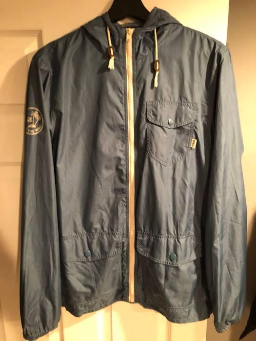 12314002fab Vans Vans Rain Jacket Size s - Raincoats for Sale - Grailed