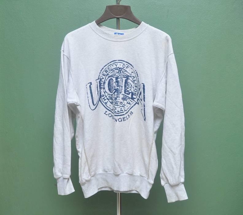 Designer Vintage Ucla University Of California Los Angeles Made In Japan  Sweatshirt Size US M   9817c3139