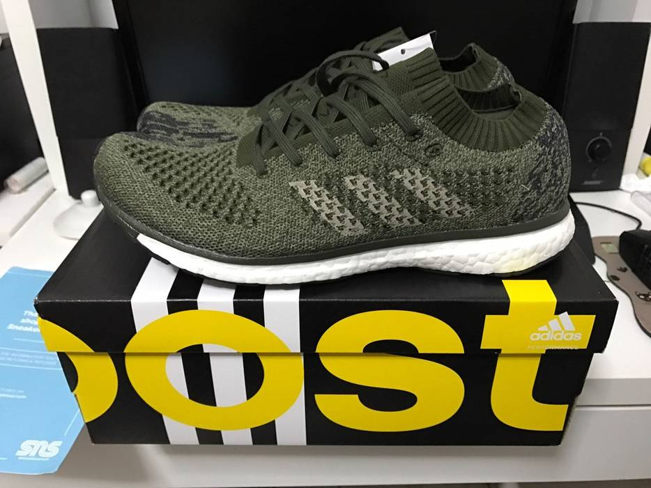 low priced 0404e 1c110 Adidas Adidas Adizero Prime Boost LTD Olive Green Tech Earth SZ 7 IN HAND  BA7936 Size