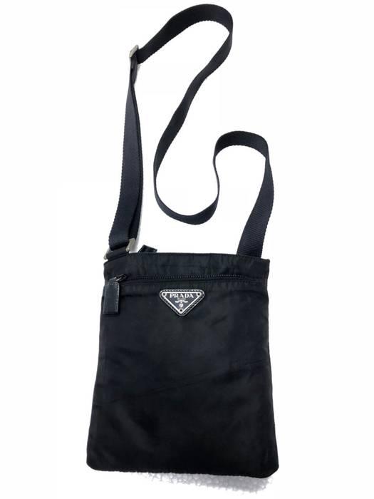 Prada PRADA MILANO NYLON SLING BAG Size one size - Bags   Luggage ... 7dadd2b4938be
