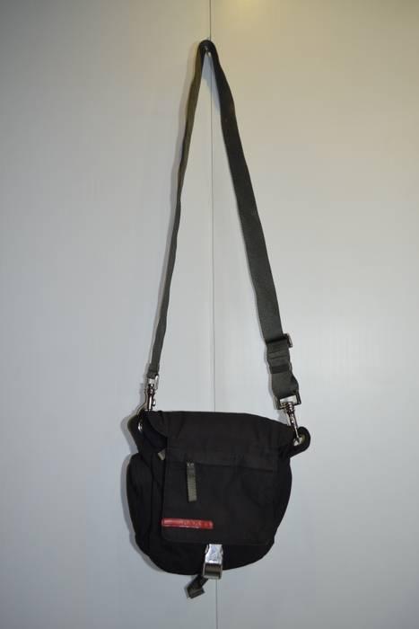 5fa1385cc25b australia prada prada sport cross body 4va440 nylon bag black grey and red  crossbody made in