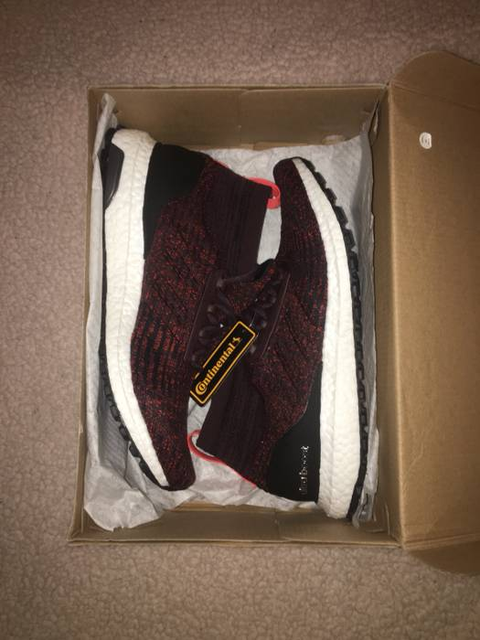 bc7a6774d Adidas Ultraboost All Terrain Dark Burgundy Size 9 - Low-Top ...